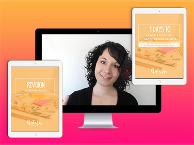 4 Days To Fewer Revisions + Happy Design Clients
